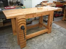 Plans For Building A Wood Workbench by Workbench Design Home Page