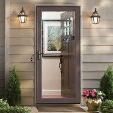 Anderson French Doors Screens by Andersen Storm Door With Retractable Screen Table Designs