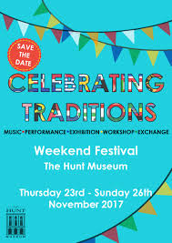 celebrating traditions festival the hunt museum