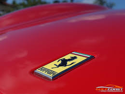 ferrari hood emblem 2007 ferrari f430 spider for sale in bonita springs fl stock