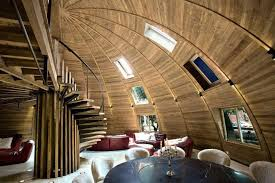 Dome Home Interior Design Gorgeous Russian Dome Home Of The Future Withstands Massive Snow