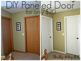 Painting Interior Doors by Best 25 Door Redo Ideas On Pinterest Closet Door Redo Small