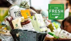 fresh market gift baskets donations