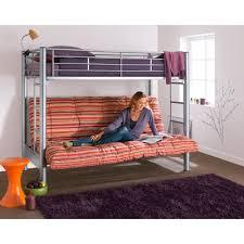 lit mezzanine canapé lit superpose banquette maison design wiblia com