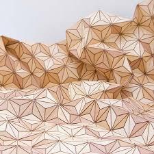 Wood Carpet Wooden Carpet By Elisa Stroyzk Dezeen