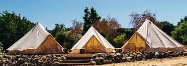 bell tent rentals near san francisco