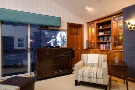 Living Room Tv Cabinet Interior Design Motorized Tv Cabinet Point Loma Motorized Tv Stand