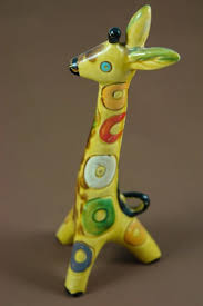 vintage giraffe ring holder images 123 best art ceramic giraffe images giraffes jpg