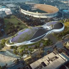 design and architecture lucas museum lifts off in expo park design and architecture kcrw