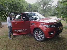 land rover africa discovering the new range rover sport autobiography youtube