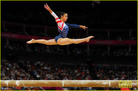 gabby douglas u0026 aly raisman balance beam finals results photo