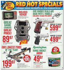 remington umc range 30 rebate available on black friday at