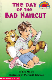 hlr 2 the day of the bad haircut by eva moore scholastic