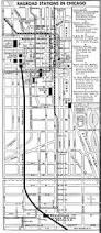 Chicago Railroad Map by Railroad Map Page 1 Stan U0027s Railpix