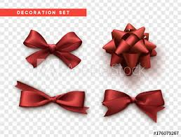 bows realistic design isolated gift bows with ribbons buy