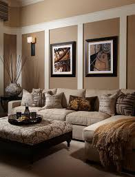 Decorating With A Brown Leather Sofa Attractive Modern Living Room Brown With Modern Living Room Ideas