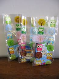 tigger party favors diy owl gift bag template blue brown owl party