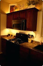 Battery Operated Led Under Cabinet Lighting Image Kitchen Under Cabinet Lighting Battery Operated Lights For