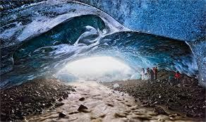 Let U0027s Go The Ice Caves Vatnajökull Ashby Dodd