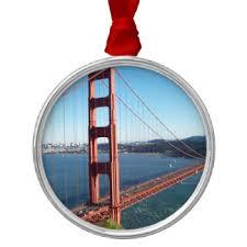 san francisco ornaments keepsake ornaments zazzle