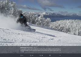 2017 2018 tahoe resorts opening dates snow report live cams