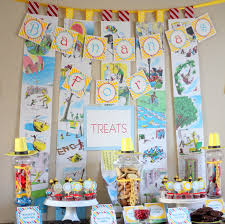 storybook themed baby shower curious george baby shower