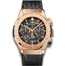 hublot magic gold price hublot aero chronograph king gold fusion watches