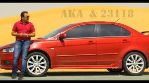 mitsubishi uae lancer gt my first uae car youtube