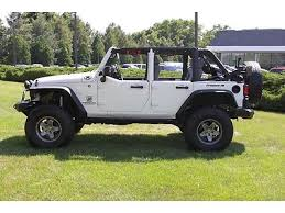 white jeep wrangler unlimited lifted buy used 08 jeep wrangler unlimited x lifted 4 door excellent