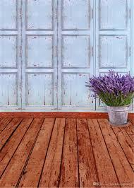 2018 retro blue painted wooden door backdrop for photo studio