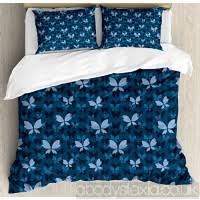 Dark Blue Duvet Duvet Cover Sets