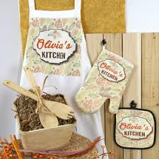 personalized kitchen gift baskets monogram online