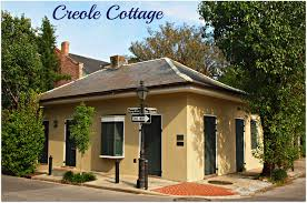 One Story Cottage Style House Plans Plantation House Plans Southern Living Old Creole Cottage 055s