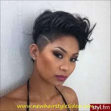 sidecut hairstyle women best of short side cut hairstyles dadyd com
