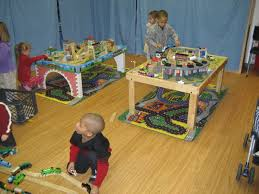 Thomas The Train Play Table Train Party
