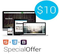10 premium single page bootstrap 3 templates dealfuel
