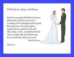 Wedding Gift Money Poem 25 Money Cash Gift Poem Cards Personalised Wedding Honeymoon