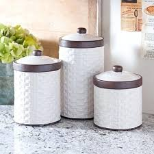 canister sets kitchen kitchen canister sets ceramic canisters set of 4 white kitchen