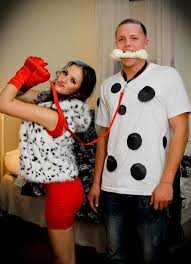 Easy Couple Halloween Costumes Awesome Dalmatian Halloween Costume Pictures Surfanon Us
