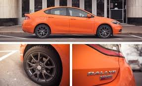 lime green dodge dart 2013 dodge dart rallye 1 4t manual caranddriver dodge dart