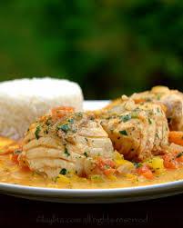 poisson cuisiner poisson sauce noix de coco pescado encocado recettes de laylita