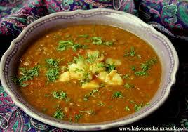 cuisiner lentille soupe aux lentilles les joyaux de sherazade