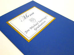 college graduation decorations graduation menu booklet college graduation party decorations