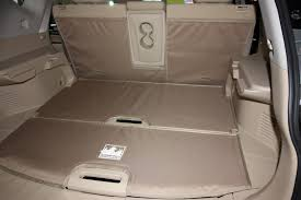 nissan murano trunk space nissan rogue cargo liners canvasback com