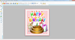birthday card design software free download happy photo cards