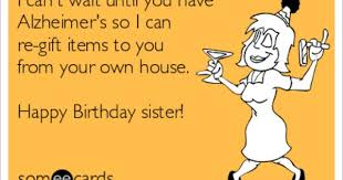 Happy Birthday Sister Meme - happy birthday quotes for sister all day quotes