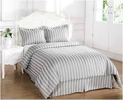 best grey white stripe duvet cover a covers charming wall ideas