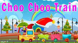 choo choo train cartoons for children christmas train for kids