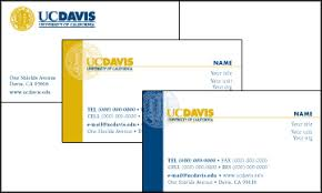 uc davis stationery by repro graphics