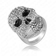 Skull Wedding Rings by Skull Wedding Rings For Men 9 Stunning Skull Wedding Bands For